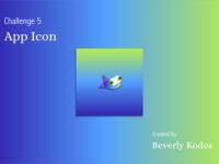 Challenge 5: App Icon