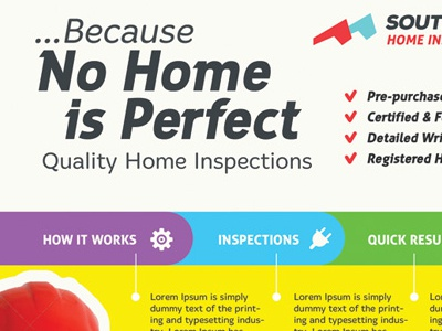 home inspection flyer templates by kinzi wij dribbble dribbble