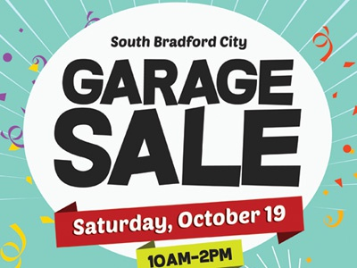 flyer garage sale