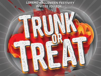 halloween trunk or treat flyer templates by kinzi wij dribbble