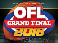 Football Grand Final Flyer Templates