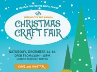 Christmas Craft Fair Flyer Templates