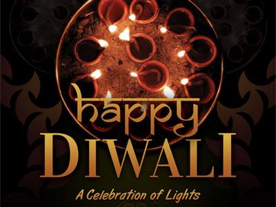 Diwali Festival Flyer Template light indian india hindu flyer festival diwali deepawali ccelebration bollywood ad