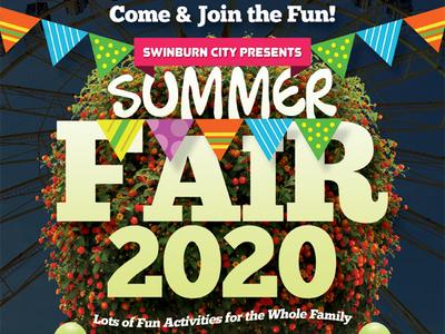 Summer Fair Flyer Templates