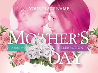 Mother's Day Flyer Templates