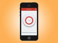 Panic Button App