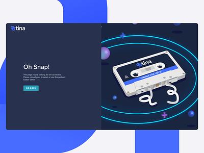 404 figma illustration interface ui design