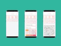 TripView UI design
