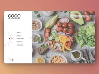 Restaurant Interface