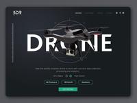 Drone Web Interface