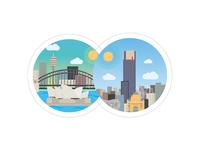 Sydney & Melbourne