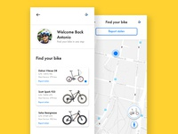 Bicycle - Anti theft App