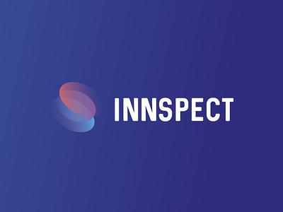 INNSPECT WORMHOLE LOGO illustrator vector branding illustration logo design