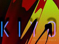 Ukiyo // typography // texture