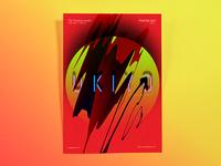 Ukiyo // Poster