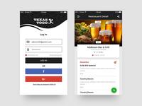 Texas Togo App
