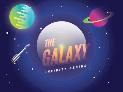 Galaxy designs adobephotoshop ui ux solarsystem dribbblework galaxyshot apptunix