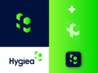 Hygiea - Pharmacy Mobile App Branding