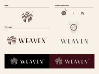 Weaven clothes - Full branding design.