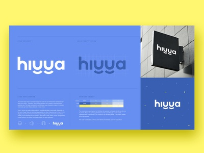 Hiyya - logo concept I
