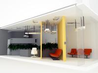 Al Mawarid retail space design