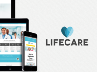 Lifecare WordPress Theme