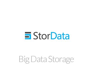 Stor Data Logo logo sd corporate flash storage big data