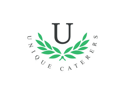 Dribbble Freebies  Logo 001 catering healthy freh logo