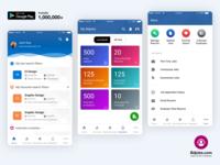 Bdjobs.com Job Seekers App UI android ux ui app bdjobs