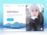 Winter Style Header