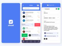 Email App UI