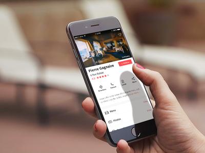 Restaurant Description Online