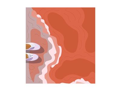 The salt of the Earth 2 flat summer salt 2d illustration vector adobe illustrator