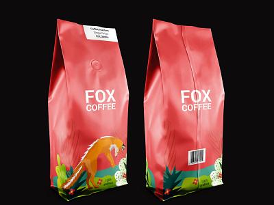 Pack fox concept package dribbleweeklywarmup 2d vector illustration adobe illustrator