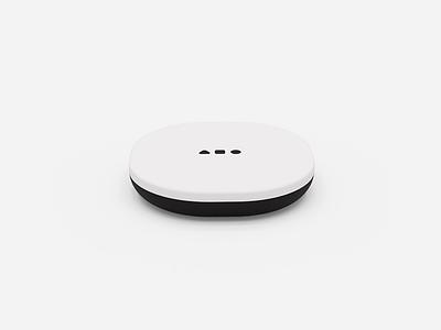 Wireless Hub fusion 360 industrial hub wireless product 3d