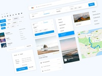 P&O Adventure Planner - UI Elements