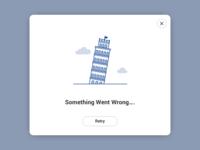 Something Went Wrong
