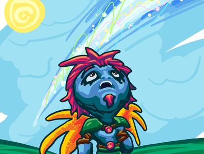 RainbowPOppy & the MyStery 0f the fLying vEenA