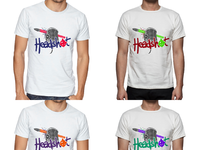 Headshot podcast shirts