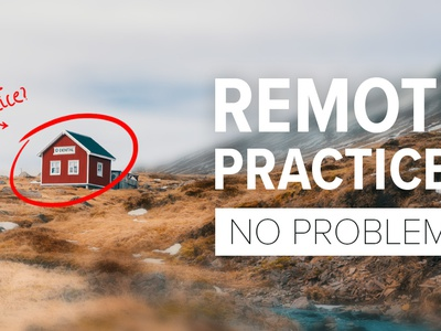 Not complicated. Or difficult. Nor did it take ages. stock quick campaign marketing ad remote practice dental