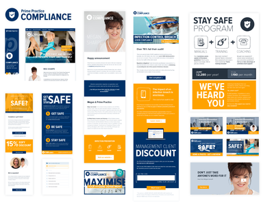 Infection Prevention branding branding logo design compliance warning health infection safety