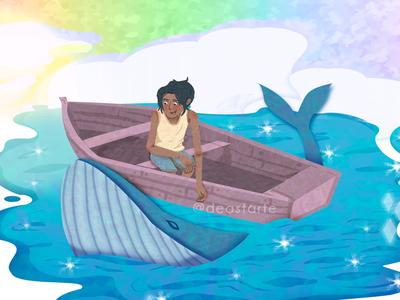 Hari's Magical Journey