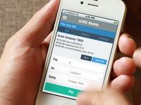 eBill App (Mobile)