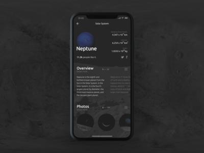 Solar System - Neptune