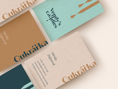 Vendy's Candies – branding