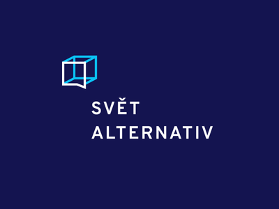 Svět alternativ – logotype & branding