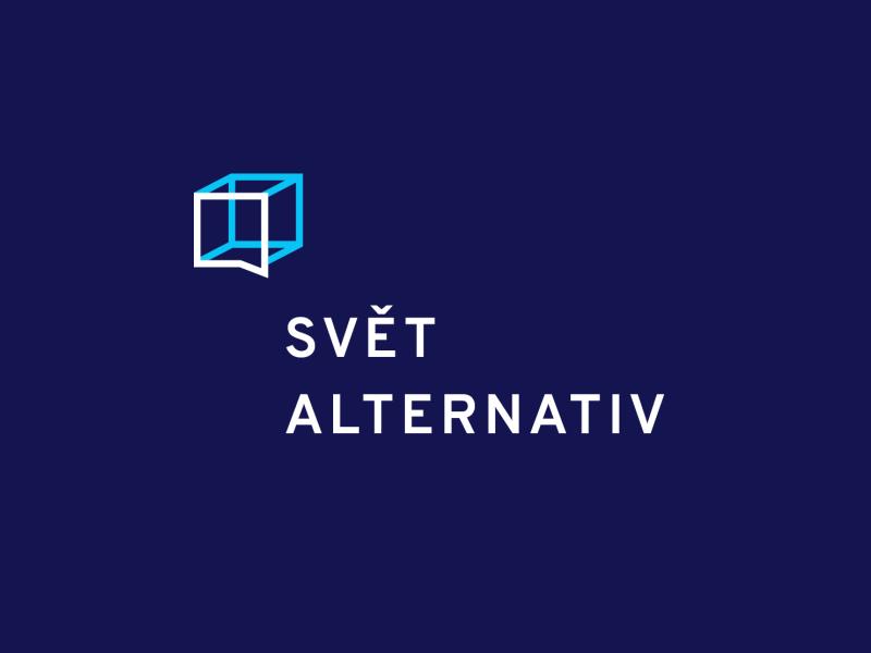 Svět alternativ – logotype & branding