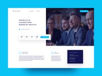 Svět alternativ – webdesign