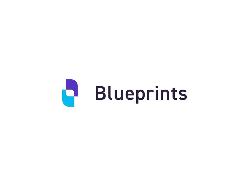 Blueprints – logotype