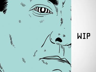 WIP vector illustrator